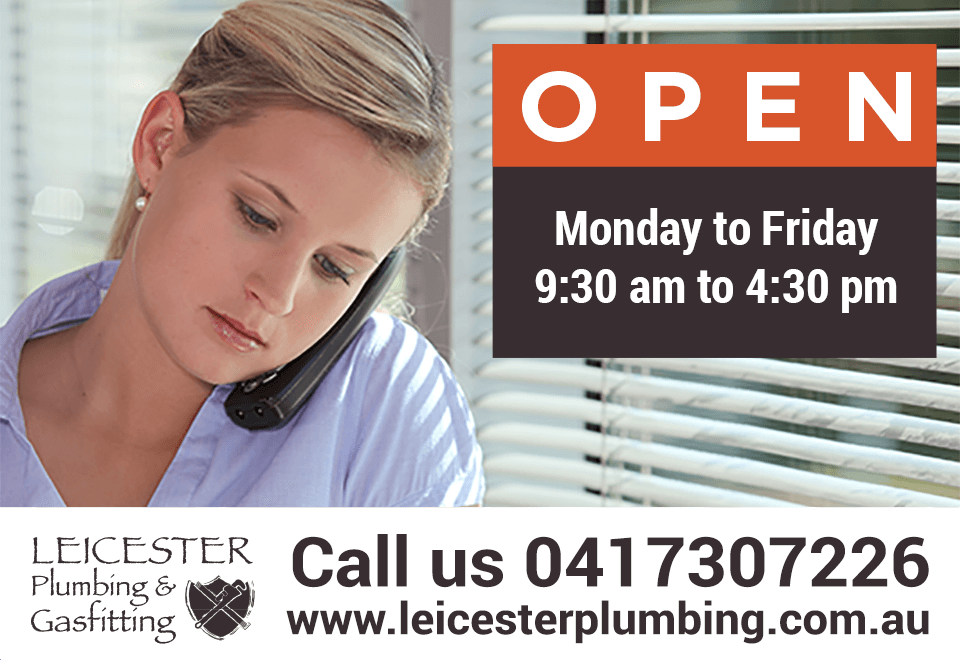 Flexible appointments for your gas heater testing and plumbing needs