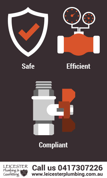 Safety, efficiency and compliance