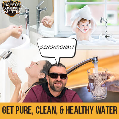 """Did you know we have affordable """"whole house water filter and ultraviolet systems"""" that give you pure, clean and healthy water throughout your home. Call Kev on 0417307226 for a free consultation and quote today :D"""
